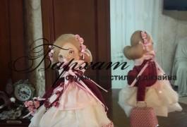 Кукла ручной работы под заказ