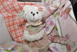 Множество тканей для детских комнат представлено в новых коллекциях.