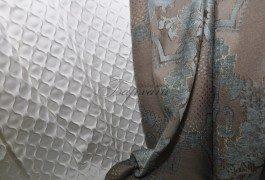 В новой коллекции Versace представлены сложные интерьерные ткани сочетающие в себе различные фактурыВ новой коллекции Versace представлены сложные интерьерные ткани сочетающие в себе различные фактуры