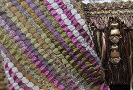 Объемные ткани все чаще появляются в коллекциях многих производителей